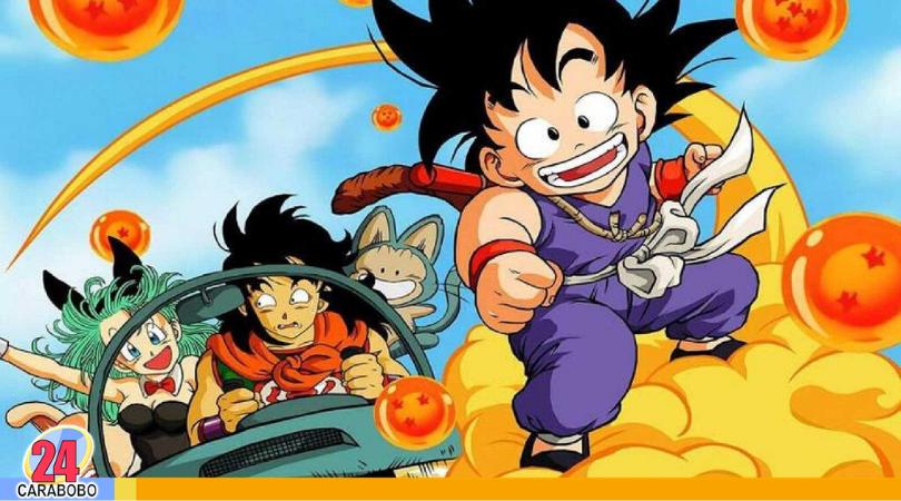 Dragon Ball cumple 34 años
