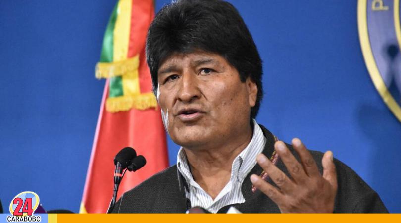 Evo Morales en Cuba por tratamiento médico - Noticias 24 Carabobo