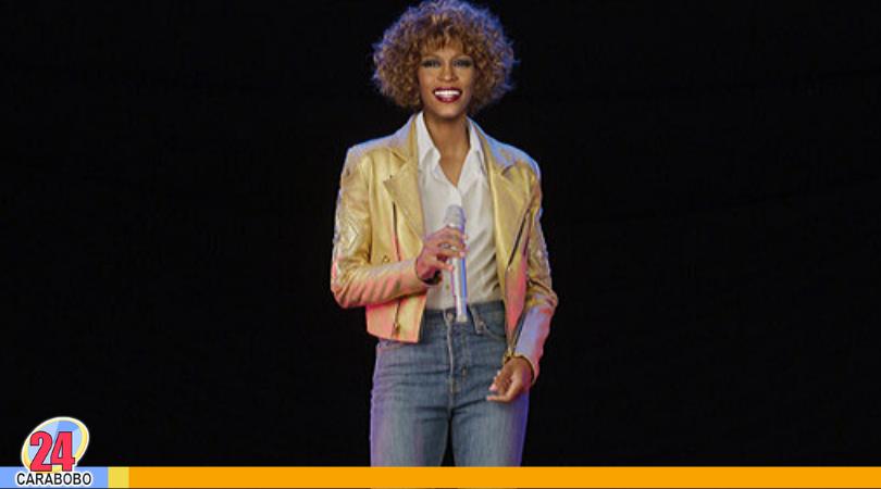 Holograma de Whitney Houston en gira de conciertos