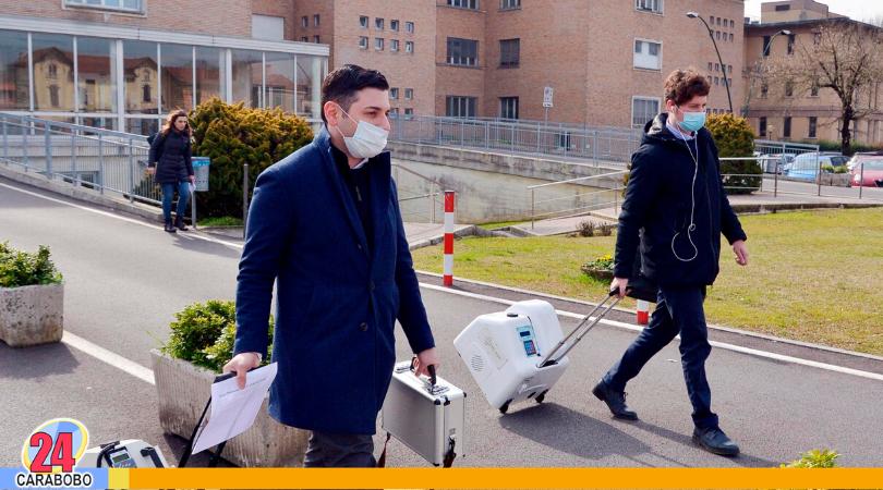 Coronavirus en Italia: Confirman 14 casos y 250 personas en observación