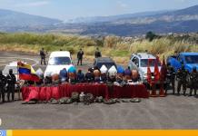 "Capturan a 14 integrantes del grupo paramilitar ""Los Rastrojos"""