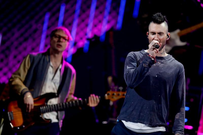 Maroon 5 en Viña del Mar - Maroon 5 en Viña del Mar