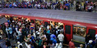 Estado del Metro de Caracas - Estado del Metro de Caracas