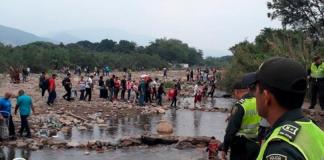 Migrantes venezolanos asesinados en frontera con Colombia desde 2017