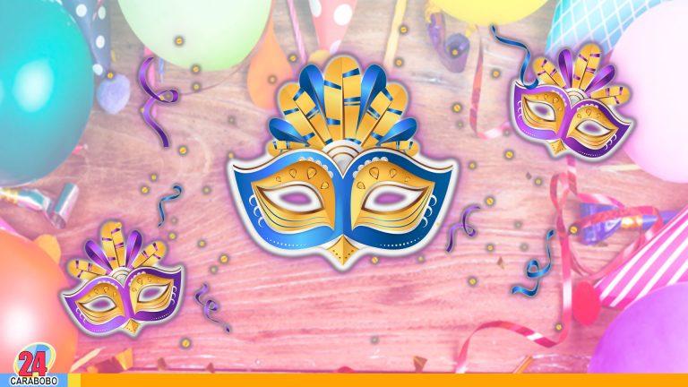 Temporada de Carnaval ¡Conoce algunas curiosidades de estas fiestas!