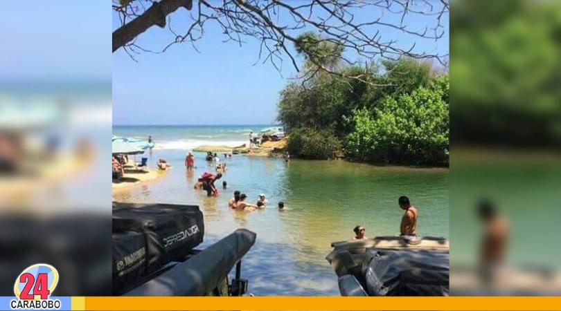 Playa Chirimena en Miranda - Playa Chirimena en Miranda