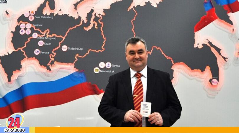 Putin designó nuevo embajador de Rusia en Venezuela
