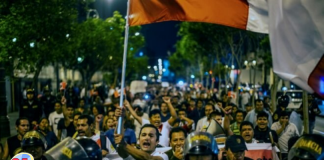 rechazo a migrantes venezolanos