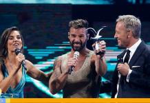 Ricky Martin en Viña del Mar cantó sus éxitos y gana dos Gaviotas