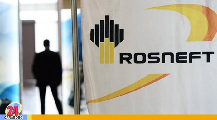 Sanción a Rosneft por relaciones comerciales con Venezuela