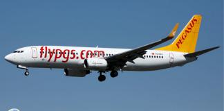 avión en Estambul - avión en Estambul