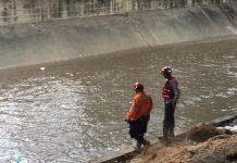 cadáver en el Río Guaire - cadáver en el Rpio Guaire