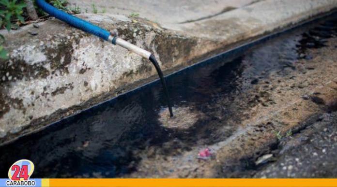 Contaminación del agua en Carabobo es denunciada por diputados