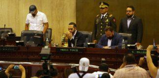 crisis en El Salvador - crisis en El Salvador