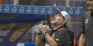 Entrenador Diego Maradona - Entrenador Diego Maradona