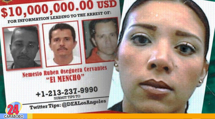 Hija del Mencho - Hija del Mencho