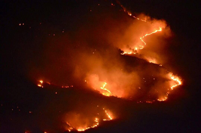 incendios en el Casupo - incendios en el casupo