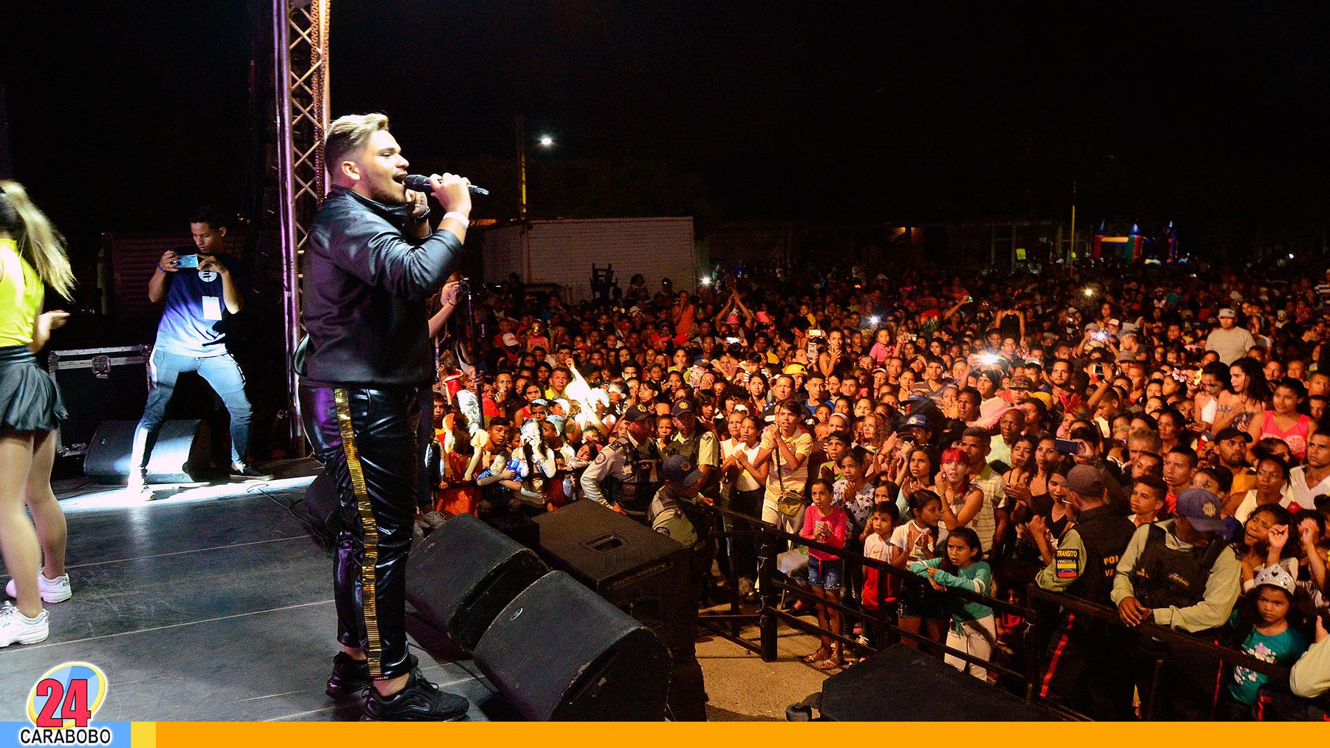 Carnavales en Parcelas del Socorro II - noticias 24 carabobo