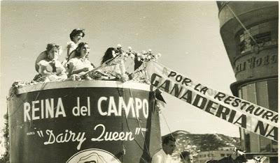 Marcos Pérez Jiménez, el General que disfrutaba del Carnaval +Fotos