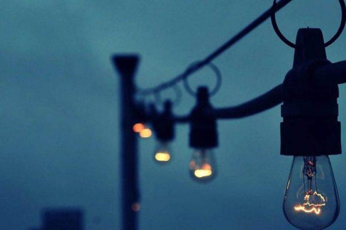 sin luz - sin luz