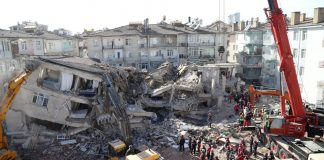 Terremoto de Turquía - Terremoto de Turquía