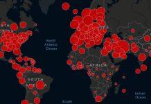 Casos de coronavirus en América Latina