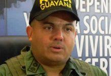 Cliver Alcalá se entregará a las autoridades
