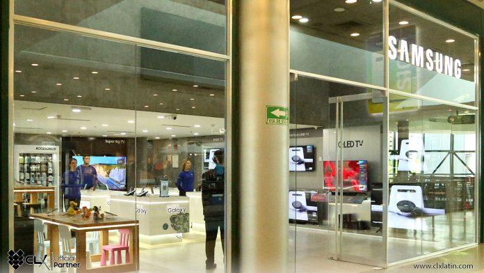 Samsung CLX - productos samsung en venezuela