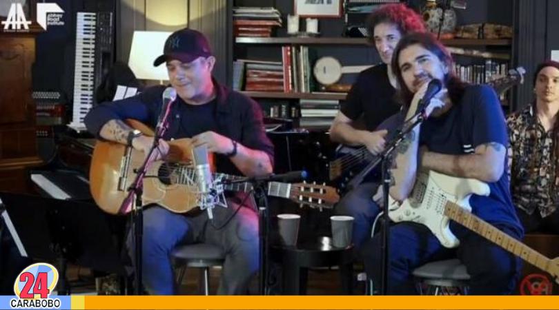 concierto de Juanes y Alejandro Sanz