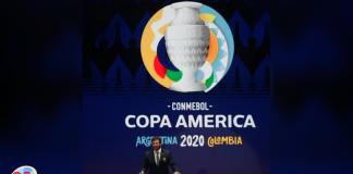 Copa América aplazada para 2021 por coronavirus