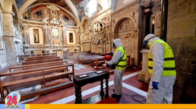 coronavirus en el Vaticano