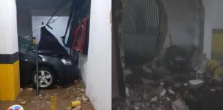 Explosión de hidroneumático en Valencia