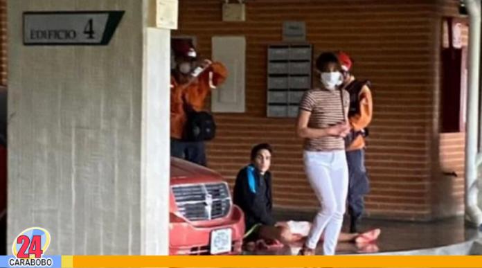 Hijo de Motta Domínguez herido de bala durante fiesta en El Hatillo