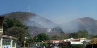 Incendios en Carabobo - Incendios en Carabobo