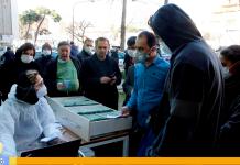 Irán liberó a presos