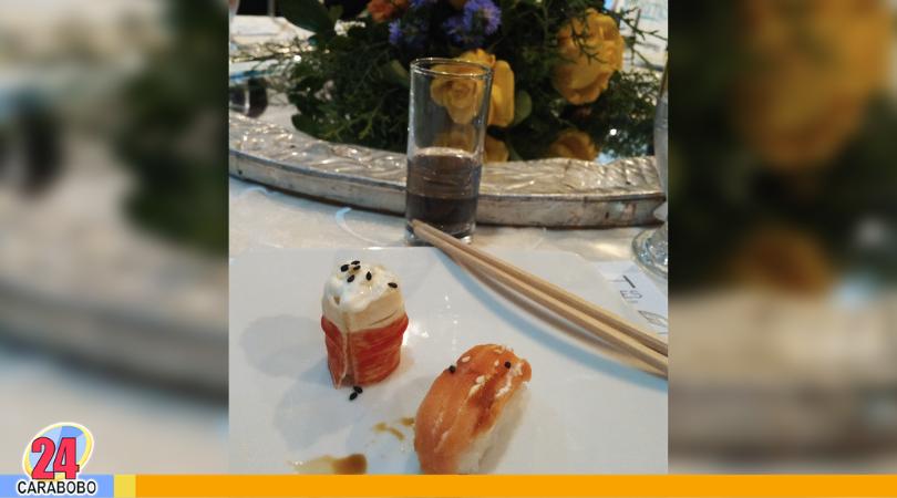 La Cata de cócteles y sushi - Noticias24 Carabobo