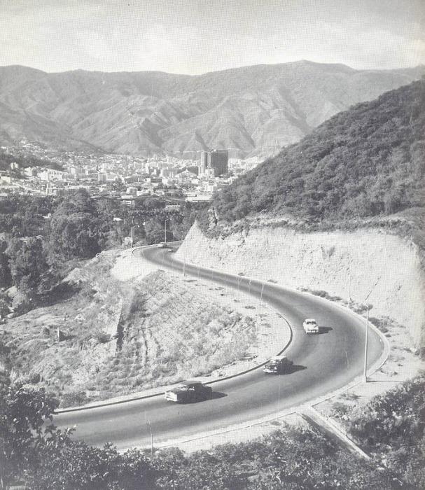 La historia de la Cota 905 marca peligro en Caracas desde 1953