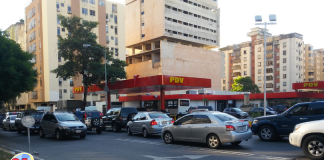 Limitarán por cinco días suministro de gasolina en Carabobo