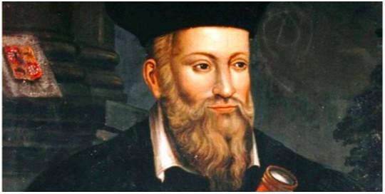 Profecías de Nostradamus siguen alertando a todo el planeta