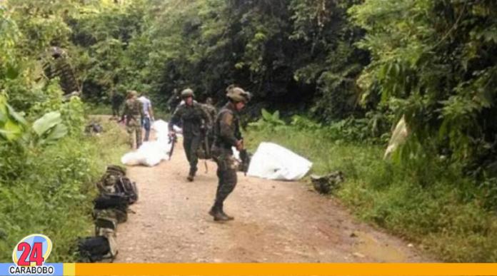 Personas asesinadas en la frontera con Venezuela - Noticias24 Carabobo