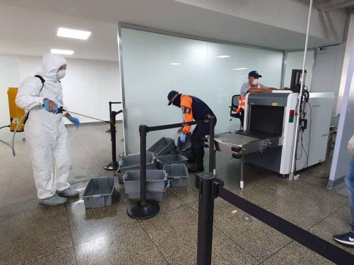 Plan de Desinfección en Carabobo