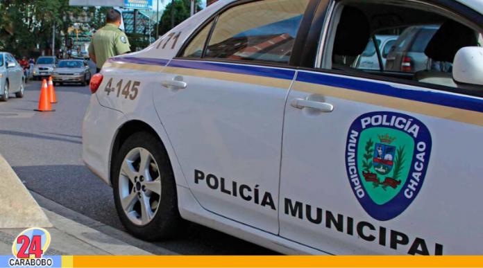 Policía de Chacao - Policía de Chacao