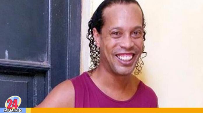 Ronaldinho en Paraguay - Ronaldinho en Paraguay