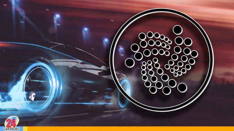 IOTA Tangle se aventura para cargar la batería de los vehículos eléctricos