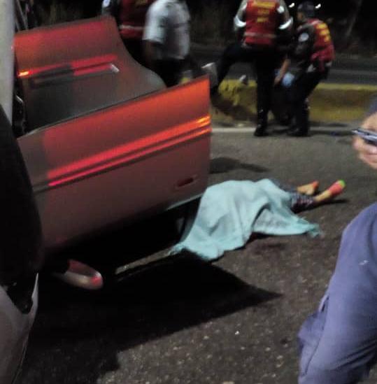 Accidente en Tazón - Accidente en Tazón