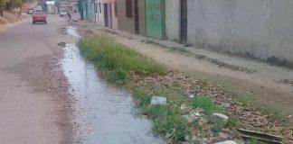 Brotes de Aguas negras - noticias 24 carabobo