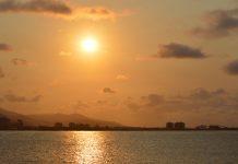Atardecer en Puerto Cabello - Atardecer en Puerto Cabello
