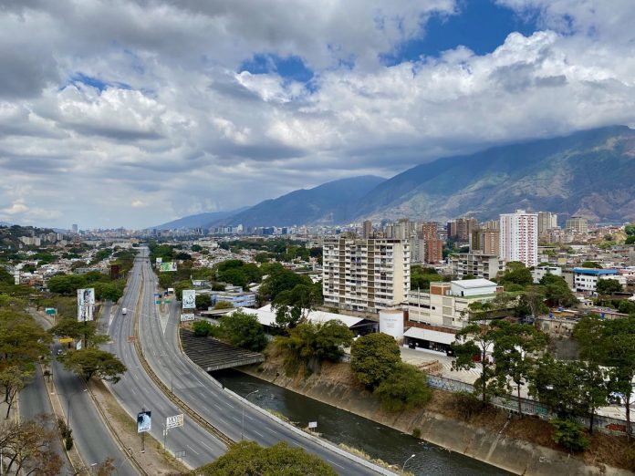 Caracas en cuarentena - Caracas en cuarentena