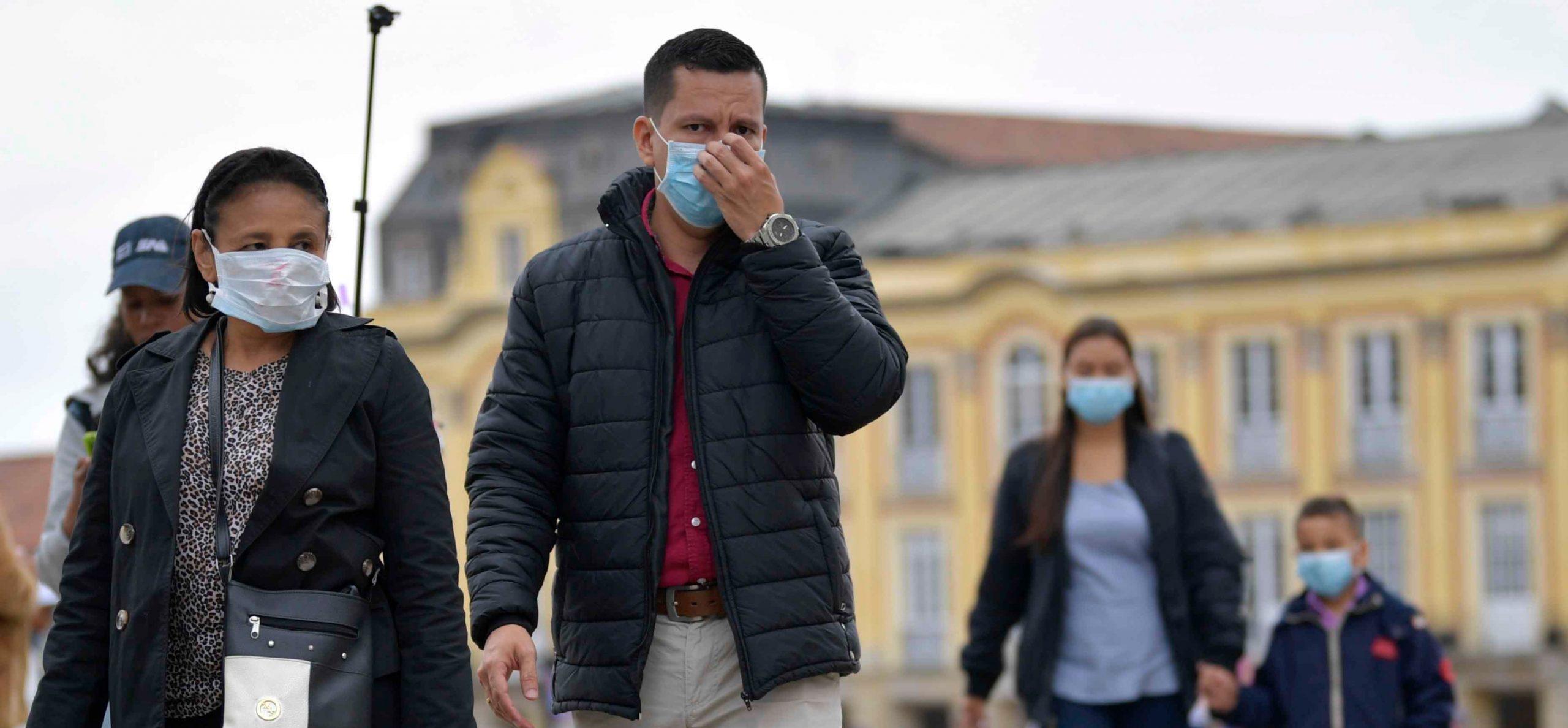 Casos de coronavirus en Colombia - Casos de coronavirus en Colombia