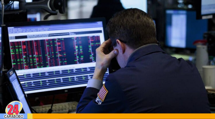 depresión en Wall Street